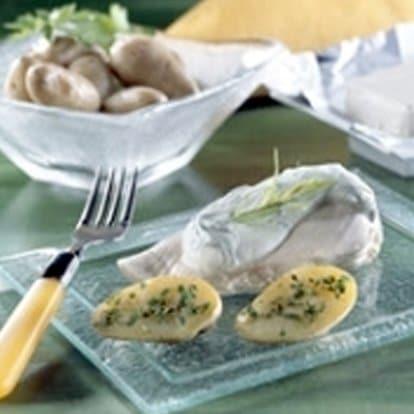 Kipfilet met dragon en Bressot Smakelijk eten! Natuur