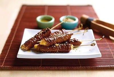 Yakitori van rundsvlees met Passendale